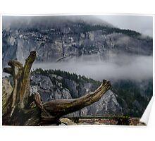 Squamish Chief at Dawn #3 Poster