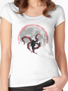 Ghoul in Tokyo Women's Fitted Scoop T-Shirt