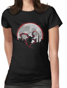 Ghoul in Tokyo Womens Fitted T-Shirt