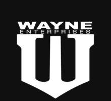 Wayne Enterprises Employee - Dawn of Justice (White Variant) by DarkkDuckk