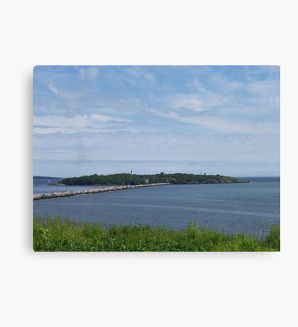Partridge Island Canvas Print