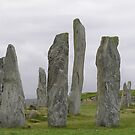 Calanais Standing Stones by MoonlightJo