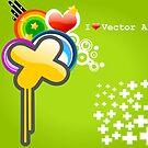 I luv Vector Art by LasTBreatH