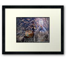 Matthew 19 : 14 Framed Print