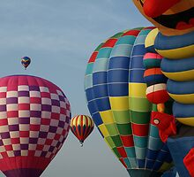 NC hot air balloons by Albert1000
