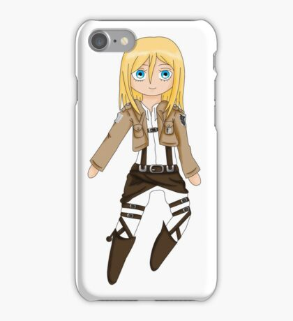 Chibi Christa iPhone Case/Skin