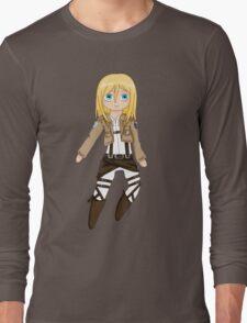 Chibi Christa Long Sleeve T-Shirt