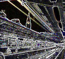 A part of Tokyo 2 by Atsuhiko Tokunaga