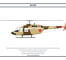 Bell 206 Oman 1 by Claveworks