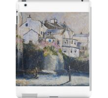 Staithes in the Pink iPad Case/Skin