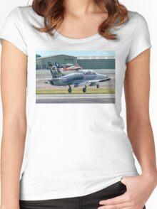 Aero L-39CM Atbatros 5301 Women's Fitted Scoop T-Shirt