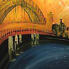 Sydney Dusk by Shona Baxter