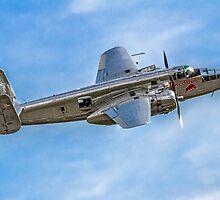 B-25J Mitchell 44-86893A N6123C by Colin Smedley
