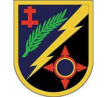 162nd Infantry Brigade Photographic Print