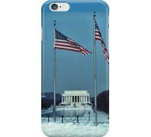Lincoln Memorial 1 iPhone Case/Skin