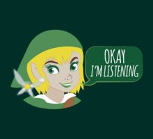 If LINK was a girl (OKAY! I'm listening!) by jazzydevil