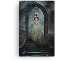 Portal to a Forgotten Tale Canvas Print