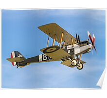 TVAL R.E.8 Reproduction A3930 Poster