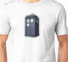 Doctor who TARDIS Artistic sketch Unisex T-Shirt