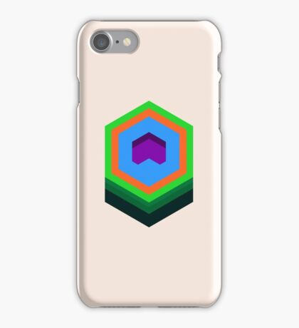 Peacock Tail iPhone Case/Skin