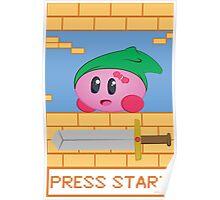 Press Start Poster