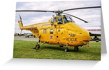 Westland Whirlwind HAR.10 XJ729 by Colin Smedley