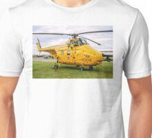 Westland Whirlwind HAR.10 XJ729 Unisex T-Shirt