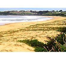Diamond Beach Photographic Print
