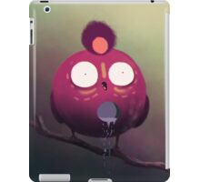 the dripping bird iPad Case/Skin