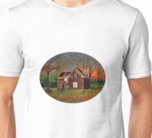 Old Farmhouse Unisex T-Shirt