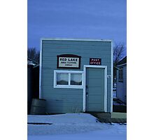 Sukanen #5 - Telephone and Post Office Photographic Print