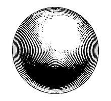 Sphere Photographic Print