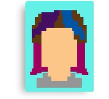 Pixel Suzee Canvas Print