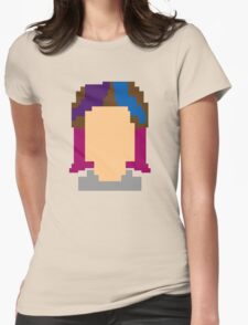 Pixel Suzee Womens Fitted T-Shirt