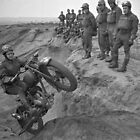 Motorcycle Jumps by Vintagee