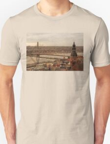 Riga from above T-Shirt