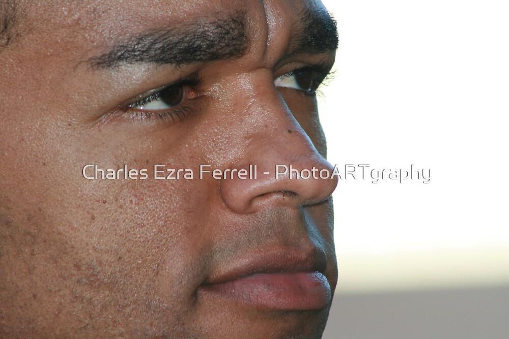 Wesley Reynoso - An VERY Gifted Pianist by Charles Ezra Ferrell - PhotoARTgraphy