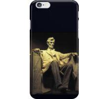 Lincoln Memorial 4 iPhone Case/Skin