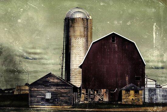 Rural Reminiscence by Karri Klawiter