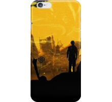 Listen to my story iPhone Case/Skin