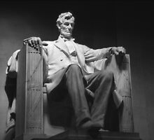 Lincoln Memorial 5 by Kenshots