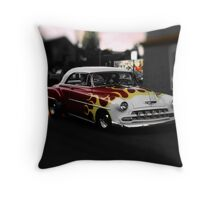 car numero 3 Throw Pillow