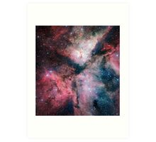 The Carina Nebula - AMAZING Giant HD Space Image Art Print