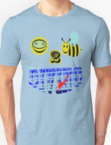 happy 2 bee diving Unisex T-Shirt