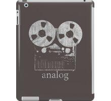 analogic iPad Case/Skin