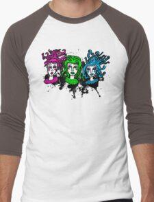 Octopus Women  Men's Baseball ¾ T-Shirt