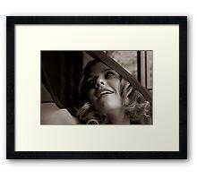 ~Carefree~ Framed Print