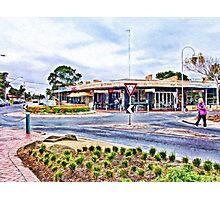 Melissa Cafe, Altona Beach, Victoria, Australia Photographic Print