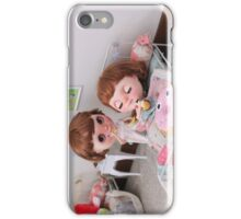 Bitter sweet about having a sister iPhone Case/Skin