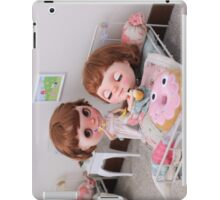 Bitter sweet about having a sister iPad Case/Skin
